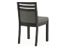 Dark Grey Birch Chair with Upholstered Seat product photo other03 S