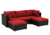 Red and Grey Patio Furniture product photo other01 S