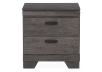Grey Nightstand product photo