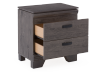 Grey Nightstand product photo other02 S