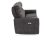 Grey Reclining and Motorized Upholstered Sofa - Elran product photo other02 S
