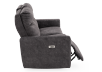 Grey Reclining and Motorized Upholstered Sofa - Elran product photo other03 S