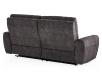 Grey Reclining and Motorized Upholstered Sofa - Elran product photo other08 S