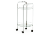Silver Metal Trolley product photo other01 S
