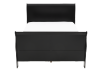 Black - Queen Bed product photo