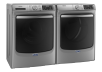 Maytag Front Load Washer and Dryer Set - MHW8630HC YMED8630HC product photo other02 S