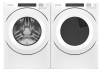 Amana Front Load Washer and Dryer Set - NFW5800HW YNED5800HW product photo