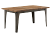 Brown Kitchen Room Furniture with Wood Table product photo other04 S