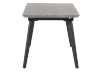 Grey Table with Metal Legs product photo other03 S