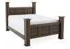 Brown Grey - King Bed product photo other01 S