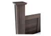 Brown Grey - King Bed product photo other05 S