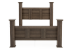 Brown Grey - King Bed product photo other06 S