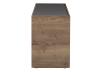 Beige and Dark Grey 6-Drawer Dresser product photo other03 S