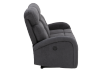 Grey Reclining and Motorized Upholstered Sofa product photo other03 S