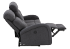 Grey Reclining and Motorized Upholstered Sofa product photo other06 S