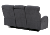 Grey Reclining and Motorized Upholstered Sofa product photo other09 S