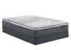 "Serta Messina II ET - 9"" Queen Mattress and Box Spring product photo"