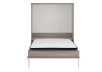 Grey Wall Murphy Bed - Double Bed product photo other01 S