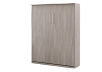 Grey Wall Murphy Bed - Double Bed product photo other03 S