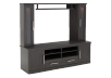Dark Grey TV Stand with Storage product photo other01 S