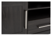 Dark Grey TV Stand with Storage product photo other06 S