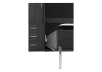 Dark Grey Wall Murphy Bed - Queen Bed product photo other07 S