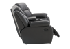 Dark Grey Reclining Loveseat product photo other04 S