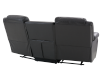 Dark Grey Reclining Loveseat product photo other09 S