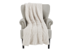 Fabric Throw - Ivory product photo