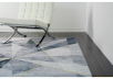 "61x93"" Grey and Golden Yellow Rug product photo"