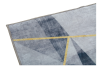 "61x93"" Grey and Golden Yellow Rug product photo other02 S"