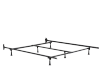 Adaptable Metal Bed Base with Headrest Fixtures - Twin Double Queen product photo other01 S