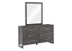 Grey Bedroom Set - Double product photo other03 S