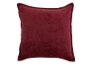 "18x18"" Red Decorative Pillow product photo"