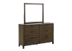 Brown Bedroom Set - King product photo other04 S