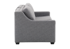 Grey Upholstered Sofa-Bed - Double Bed product photo other03 S