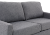 Grey Upholstered Sofa-Bed - Double Bed product photo other04 S