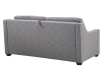 Grey Upholstered Sofa-Bed - Double Bed product photo other06 S
