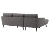 Grey Upholstered Sectional Sofa product photo other05 S