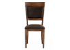 Brown Birch and Upholstered Chair product photo