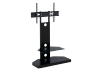 Black TV Stand product photo other01 S