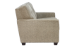 Beige Upholstered Loveseat product photo other02 S