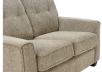Beige Upholstered Loveseat product photo other03 S
