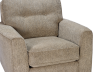 Beige Upholstered Armchair product photo other03 S