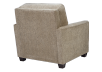 Beige Upholstered Armchair product photo other05 S