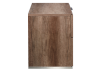 Brown Grey Nightstand product photo other03 S