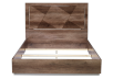 Brown Grey Bedroom Set - King product photo other02 S