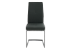 Dark Grey Upholstered Chair product photo