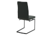 Dark Grey Upholstered Chair product photo other03 S