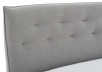 Grey Upholstered - King Bed product photo other05 S